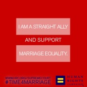 why i'm an ally    motherhoodhonestly.com