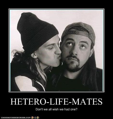 Image result for jay and silent bob hetero lifemate memes